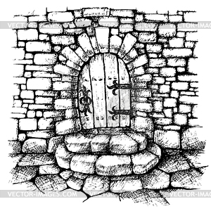 Clipart Stone Wall.