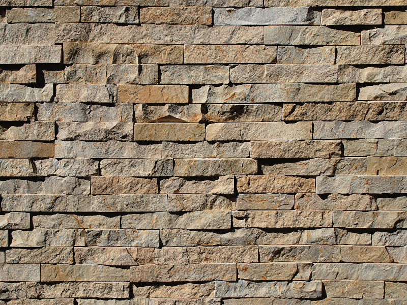 Travertine Natural Stone Wall Texture Free (Stone.