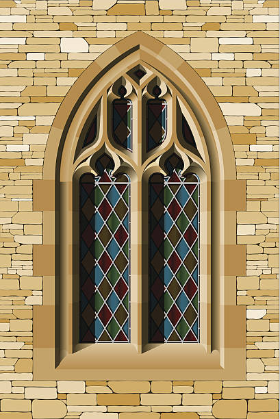 Stone Window Clip Art, Vector Images & Illustrations.