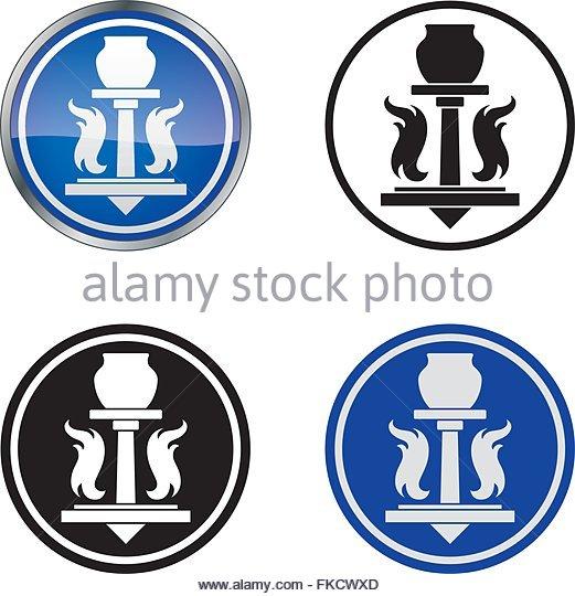Guild Emblem Cut Out Stock Images & Pictures.