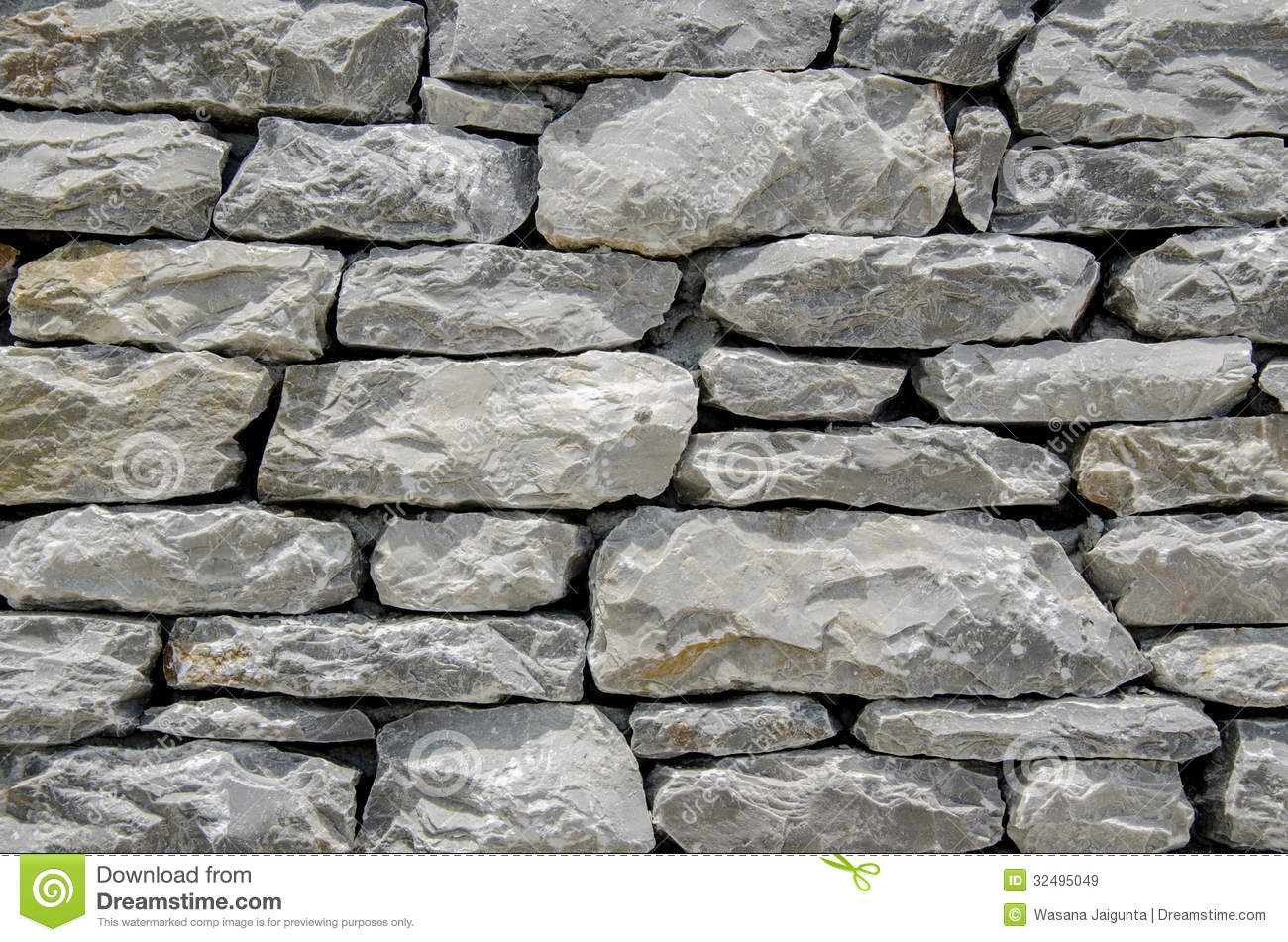 Stone Wall Clipart.