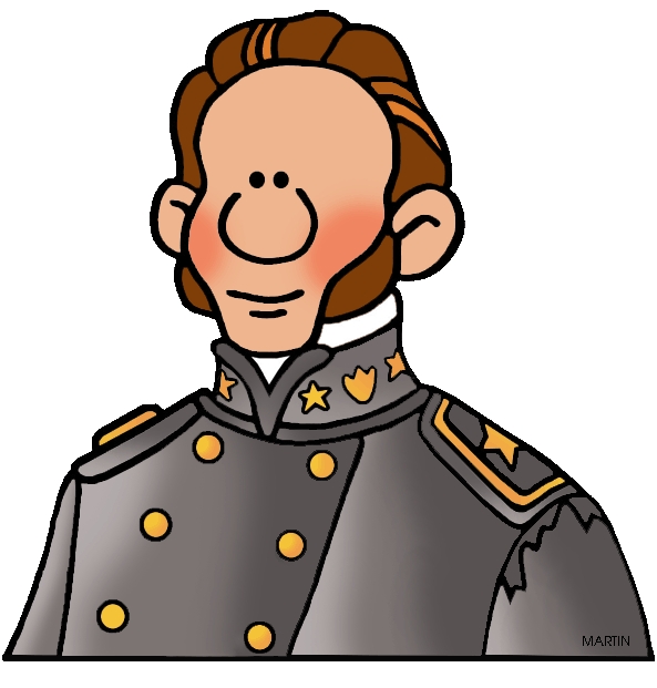 Free United States Clip Art by Phillip Martin, Famous People from.