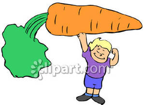 Clip Art Images Of Strong Boy Clipart.