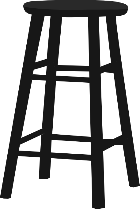 Clipart Stool Clipground