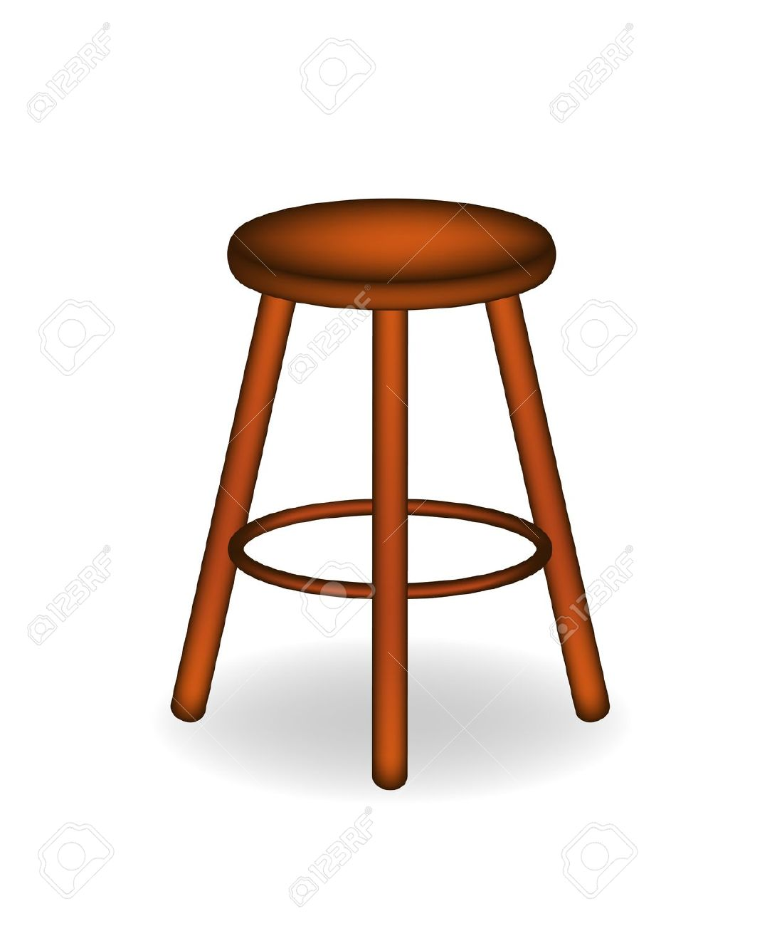 Stools Clipart Clipground