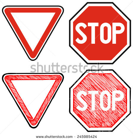 Stop Sign Hand Stock Photos, Royalty.