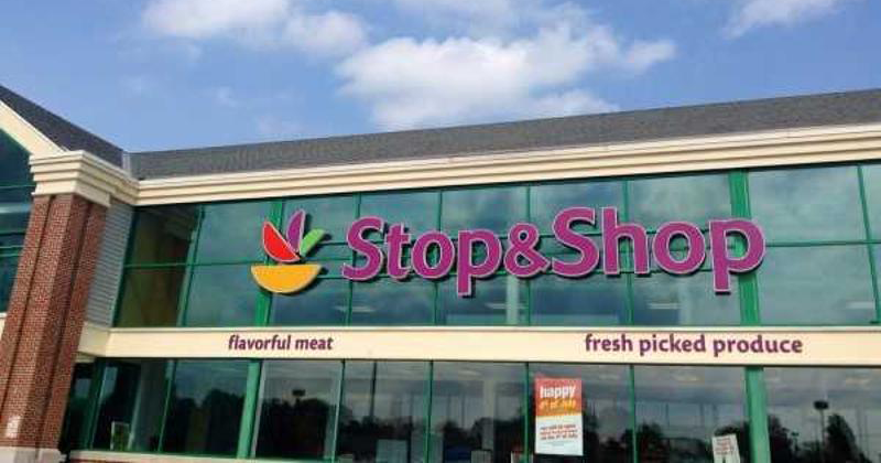 A New Signal for Stop & Shop.