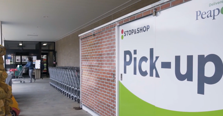 Stop & Shop steps up rollout of same.