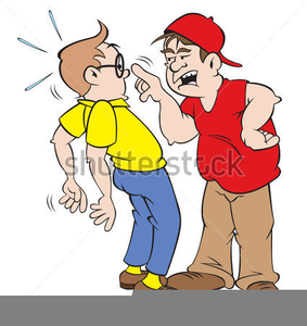Free Stop Bullying Clipart.