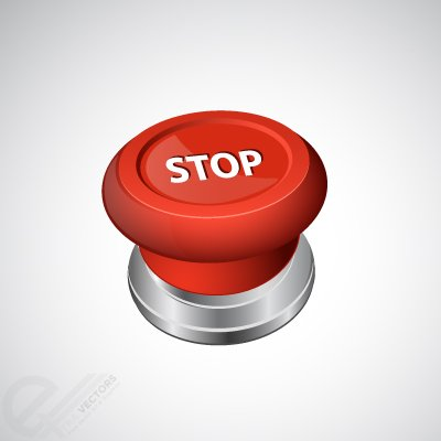 Free Emergency stop buttons Clipart and Vector Graphics.