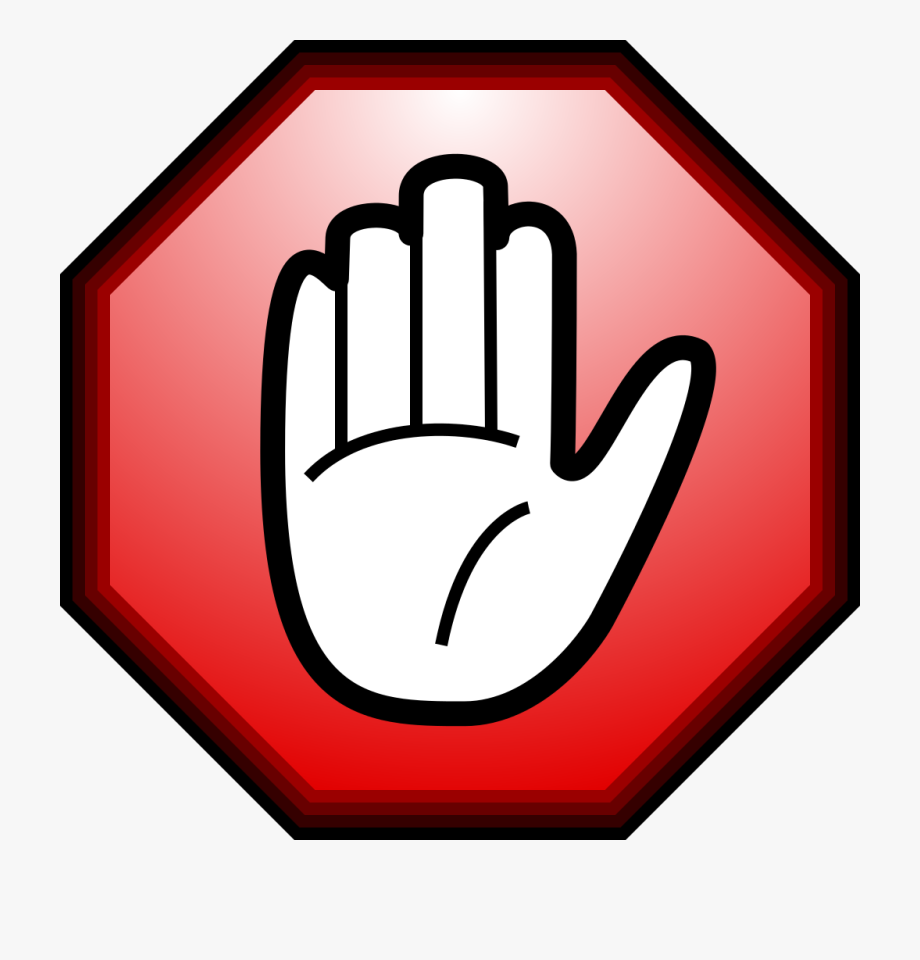 Stop Hand Nuvola.