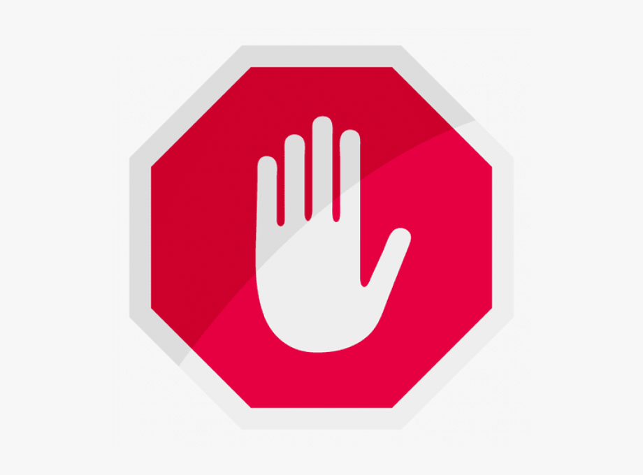 Stop Sign Png Red.