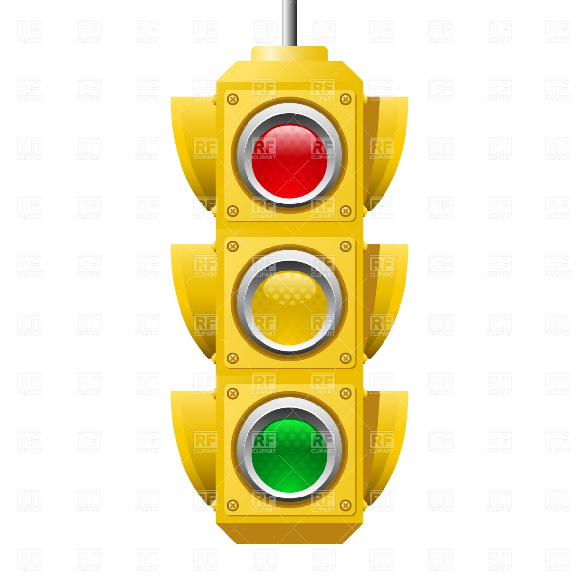 Traffic Light Clipart Images.