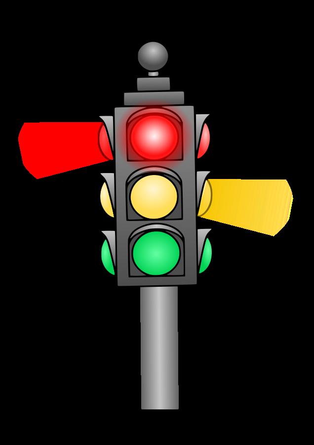 Traffic Light Clipart.