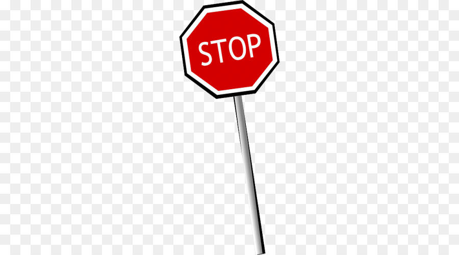 Stop sign Royalty.