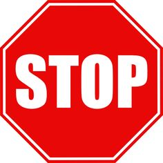 Stop Sign Images.