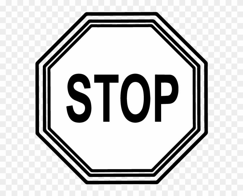 Stop Sign Clip Art Png.