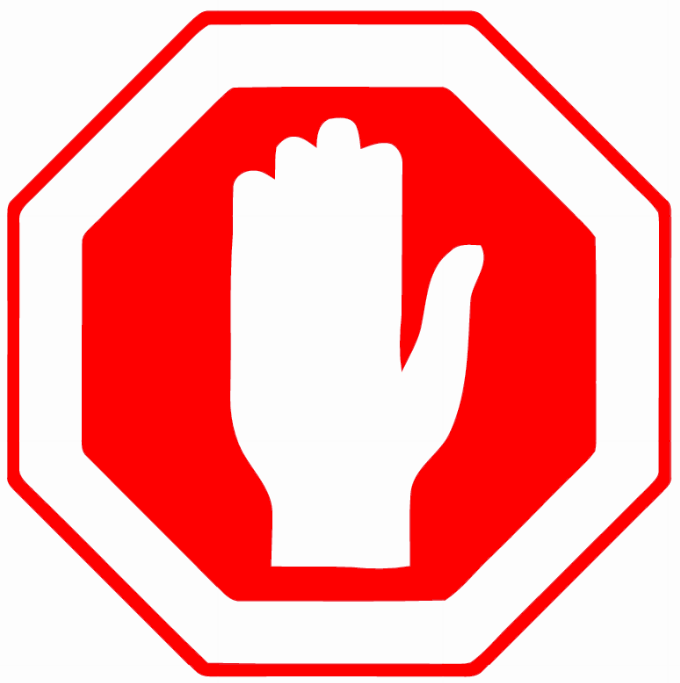 Best Best Stop Sign Clipart Images #3898.