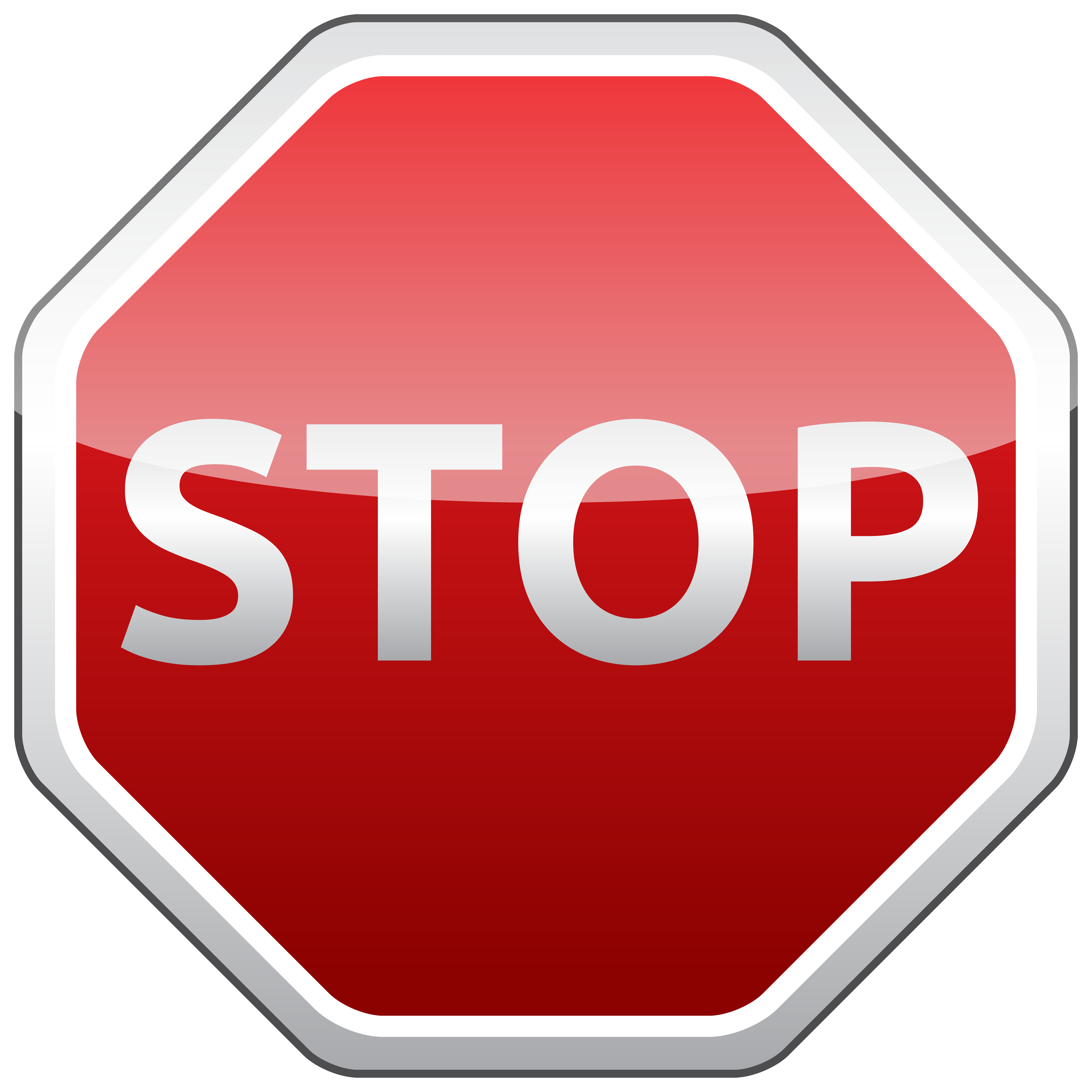 Stop Sign PNG Clipart.