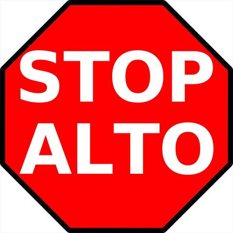 Stop Signs Images.