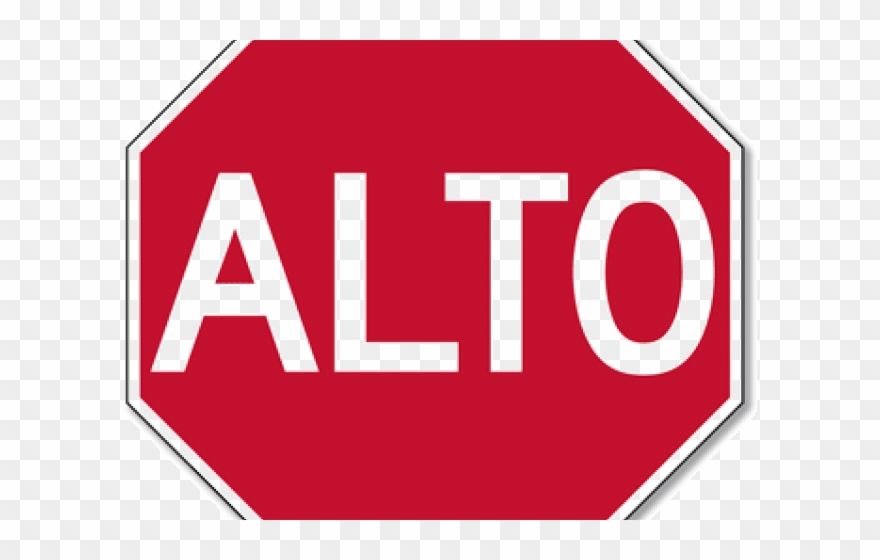 Image Stop Sign.