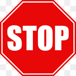 Stop Sign PNG.