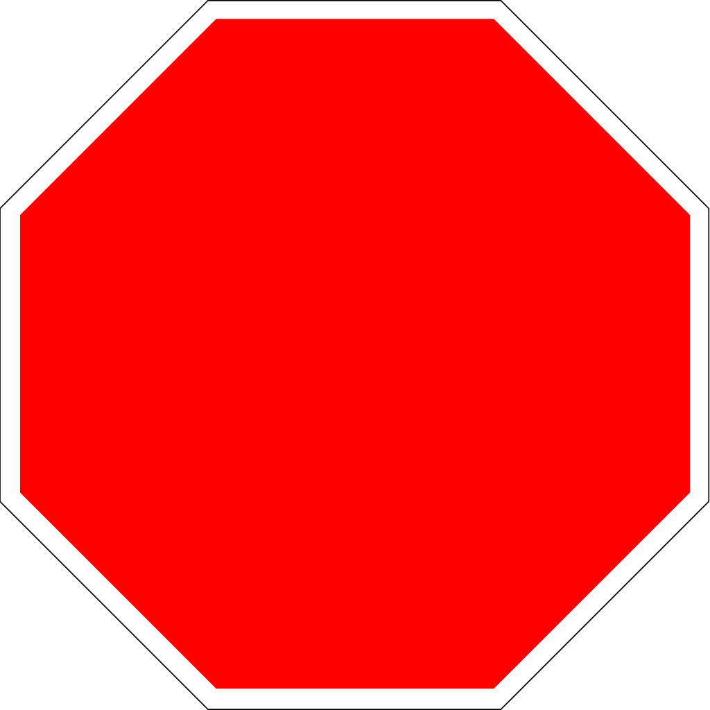 Free Blank Stop Sign, Download Free Clip Art, Free Clip Art.