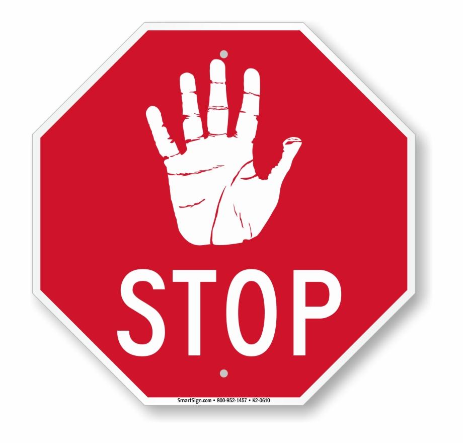 Stop Sign Transparent Image.