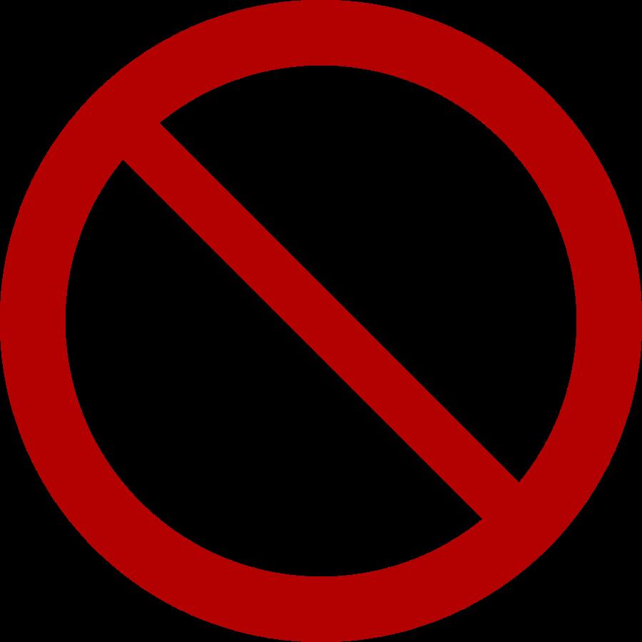 Stop Sign medium 600pixel clipart, vector clip art.