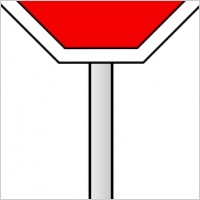 Blank Stop Sign Clipart.