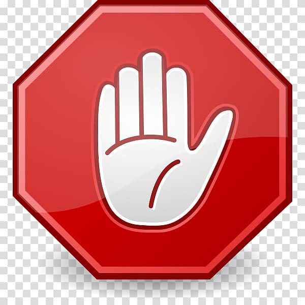 Stop sign Hand Symbol , hand.