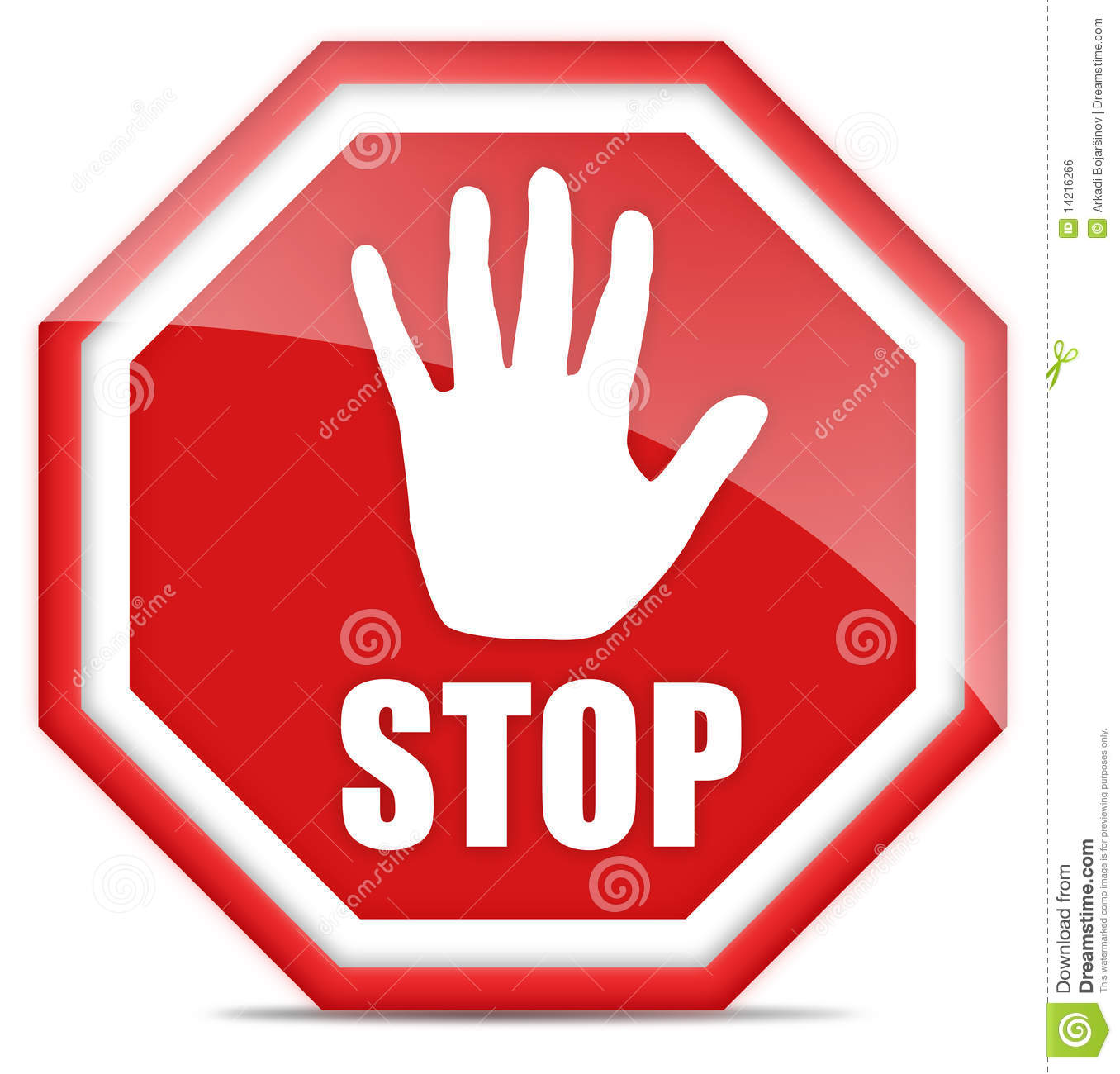 Stop This Means You Clipart.