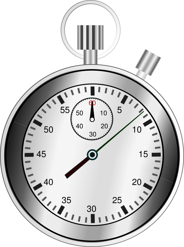 Free to Use & Public Domain Stopwatch Clip Art.