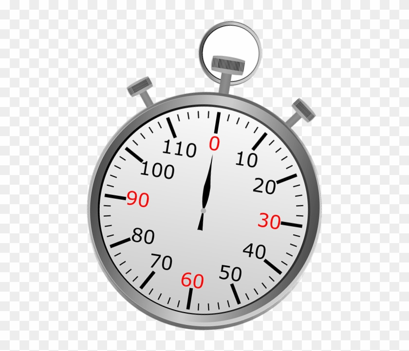 Stop Watch Png.