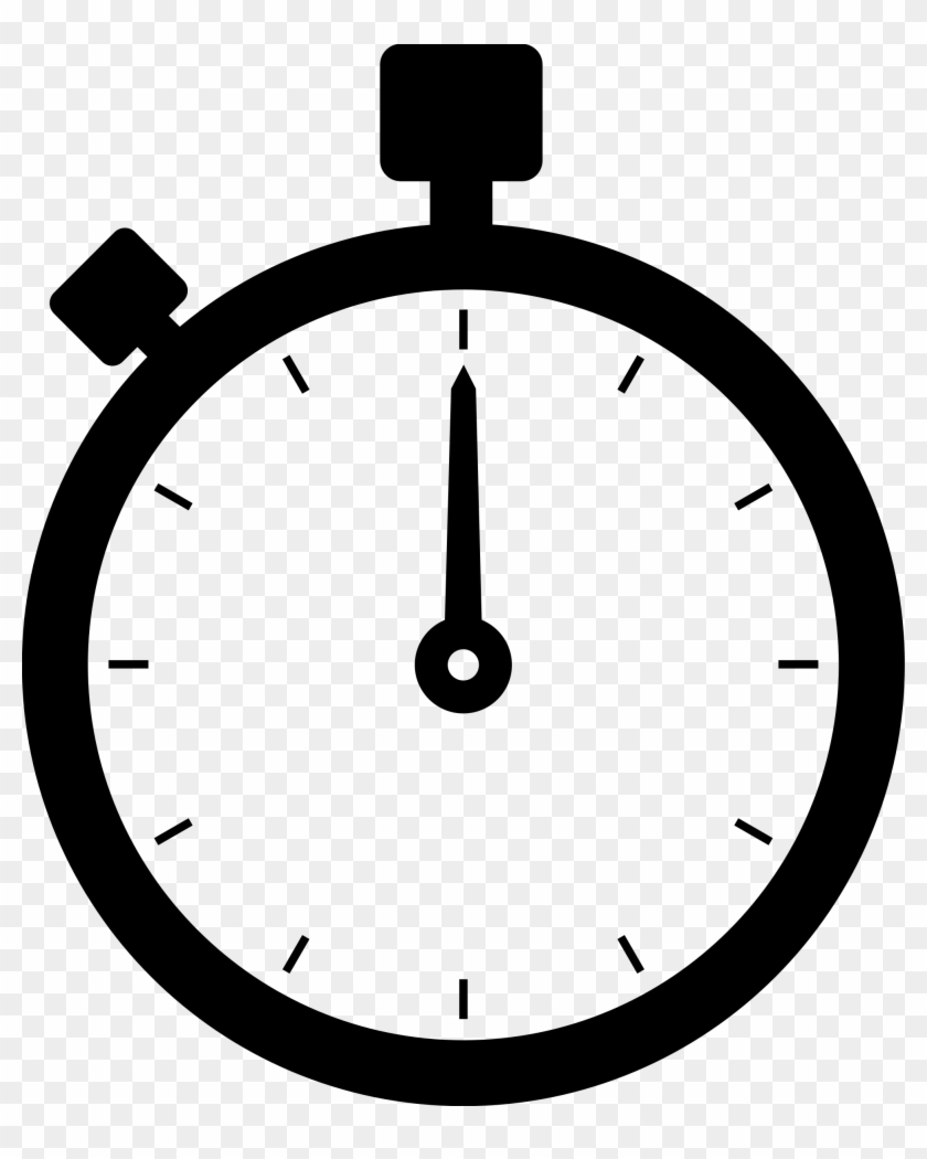 Countdown Watch Transparent Image.