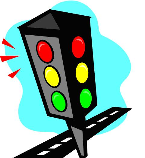 Stop light clipart.