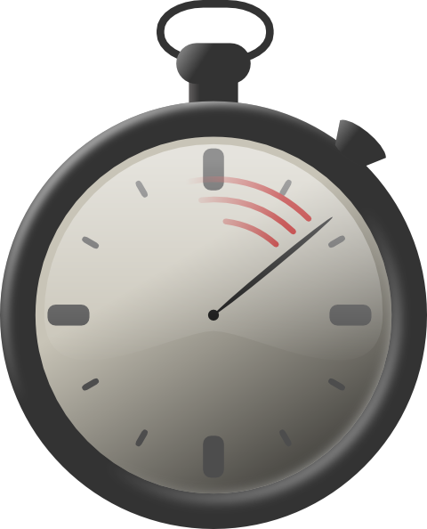Stopwatch Clip Art, Stopwatch Free Clipart.