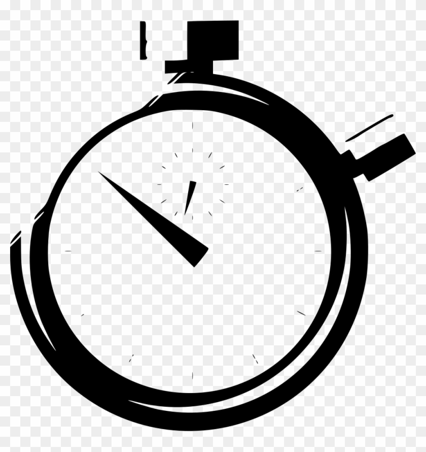 Time Stopwatch Svg Png Icon Free Download.