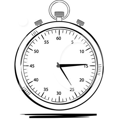 34+ Stopwatch Clipart.
