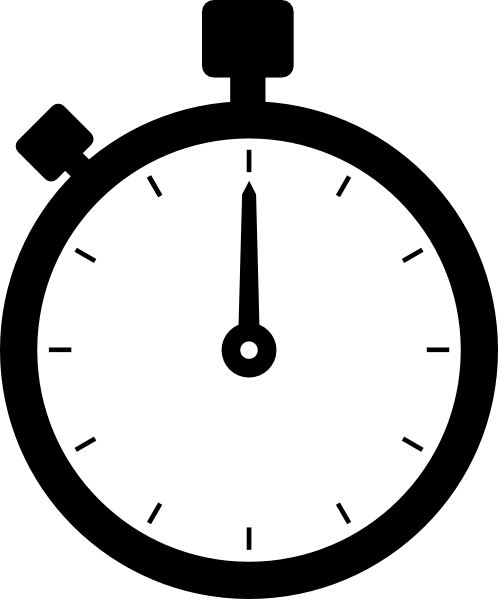 Stopwatch Icon Transparent #45532.