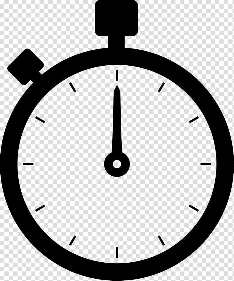 Stopwatch Timer , time bomb transparent background PNG.