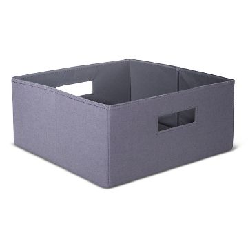 Gray : Baskets, Bins & Containers : Target.