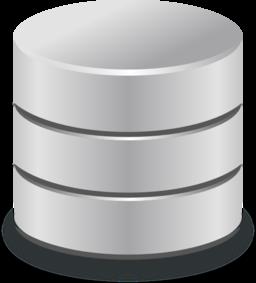 Data Storage Clipart.
