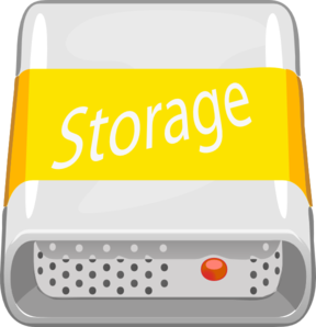 Computer Storage Clip Art at Clker.com.