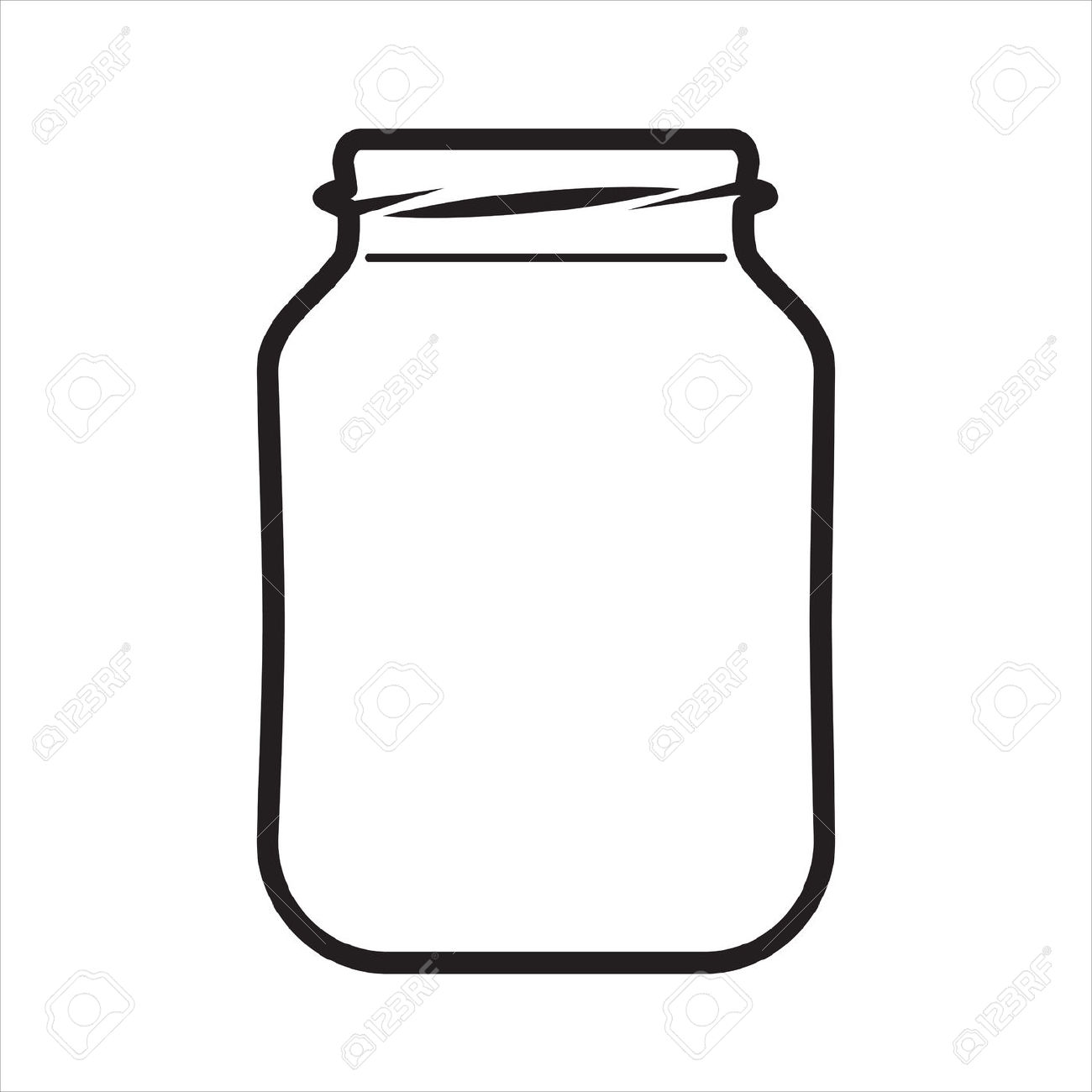 2,098 Storage Jars Stock Vector Illustration And Royalty Free.