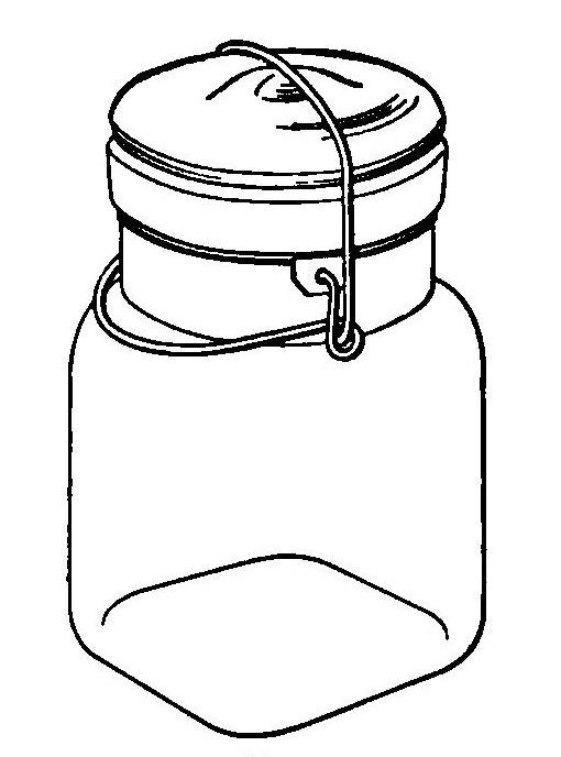 Food Storage Clip Art.