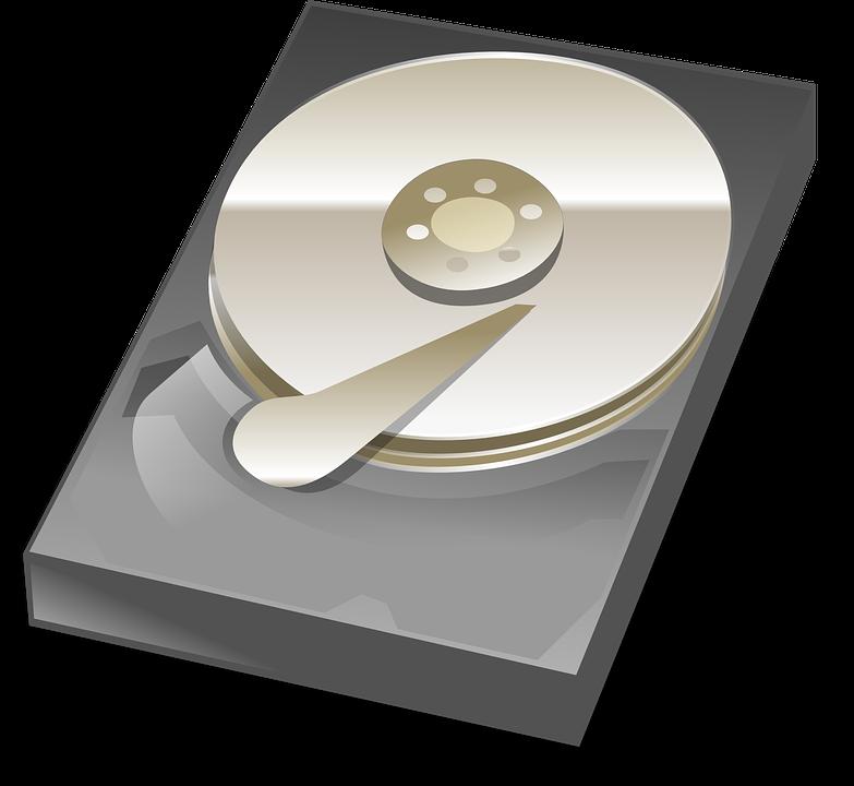 Free photo Disk Storage Medium Digital Data Hard Drive.