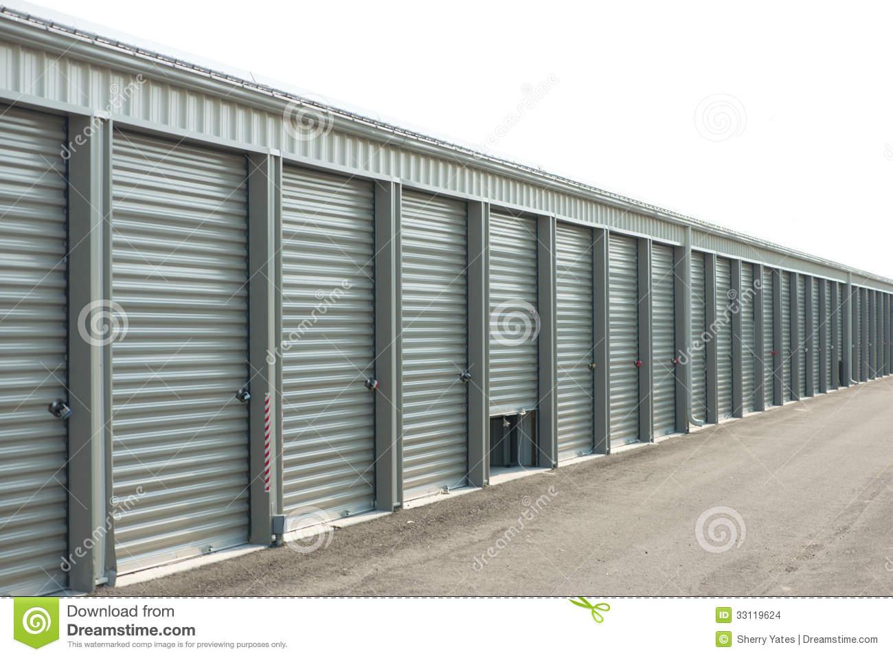 Storage Unit Royalty Free Stock Images Image 339299.