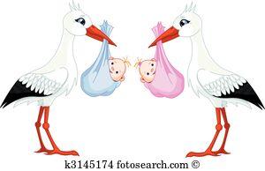 Storch Clipart Illustrationen. 2.545 storch Clip Art Vektor EPS.