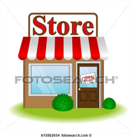 Store clipart - Clipground
